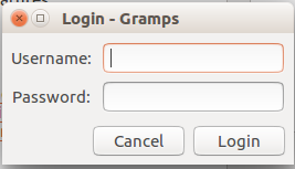 PostgreSQL - Gramps
